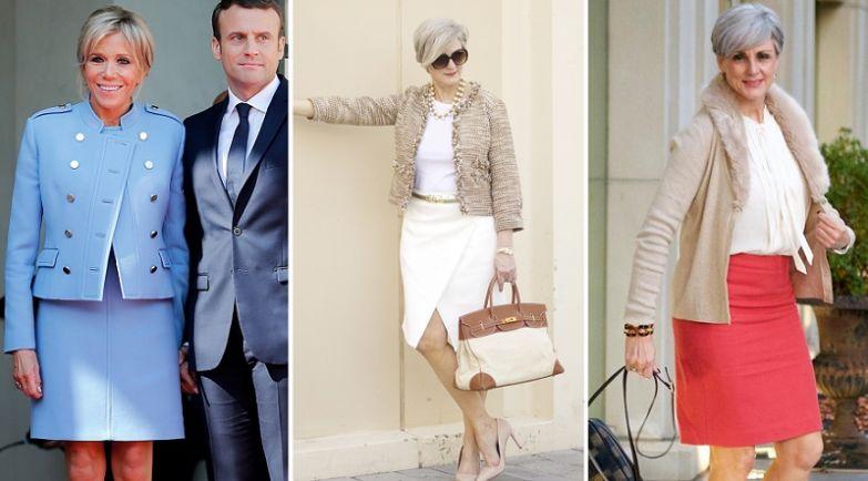 красивая одежда для женщин за 50
