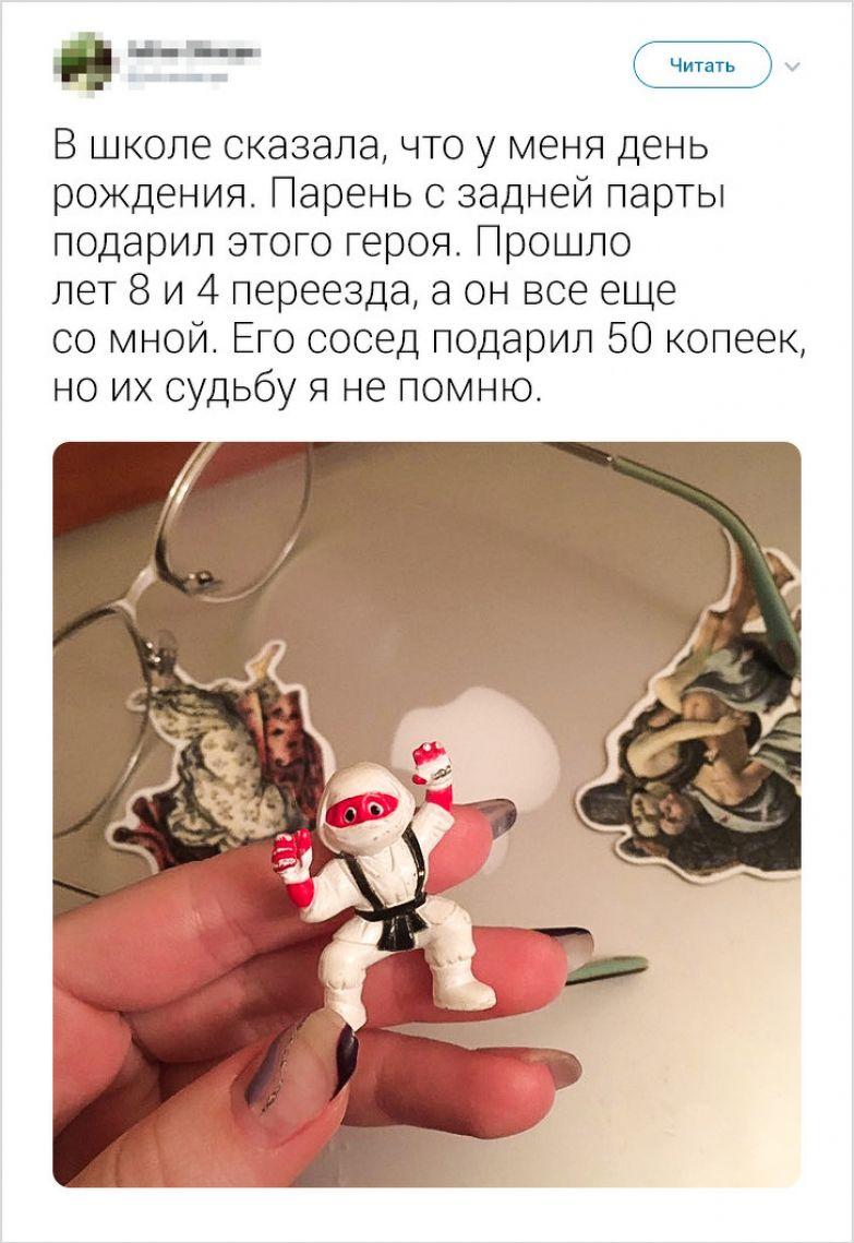 20+ твитов о глупых подарках, которые люди запомнили на всю жизнь. И мы не скоро их забудем