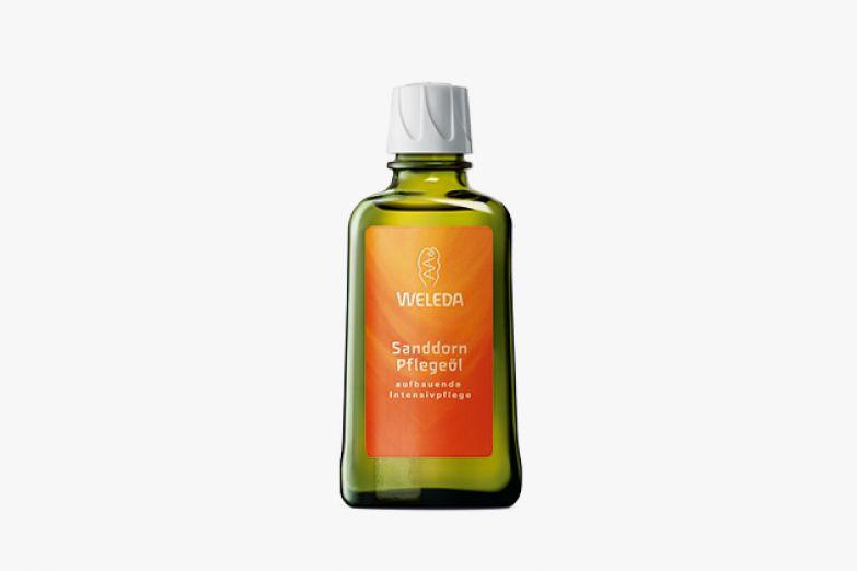 Питательное облепиховое масло Weleda, 1196 руб.
