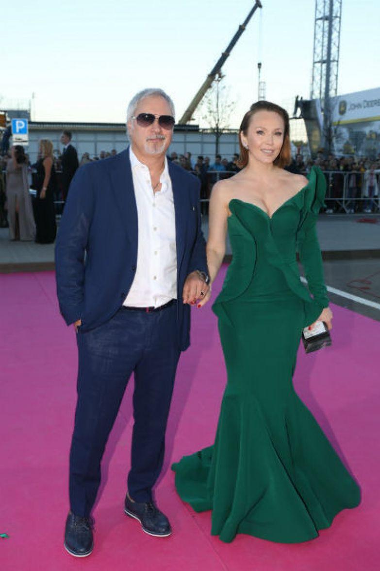 Меладзе и Джанабаева скрывали свой тайный роман около десяти лет