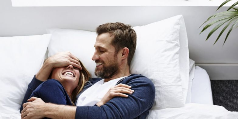 Стали жить вместе стало меньше секса