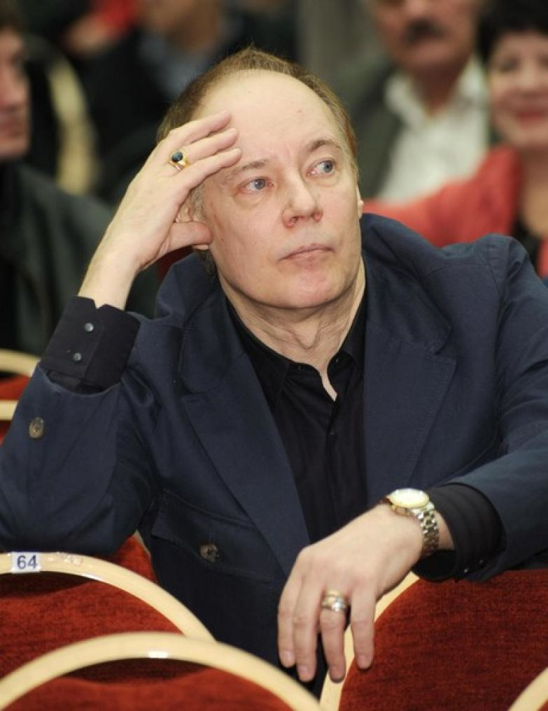 Владимир Конкин тяжело переживает смерть дочери