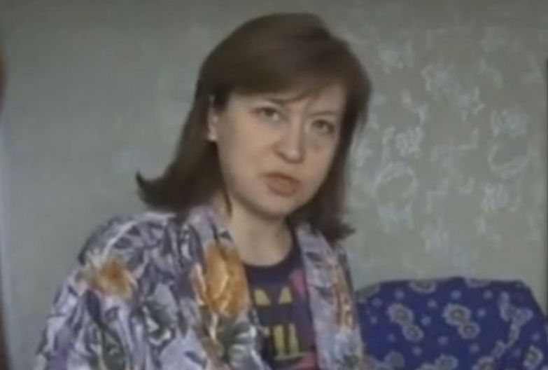 Ульяна Овечкина. / Фото: www.cont.ws