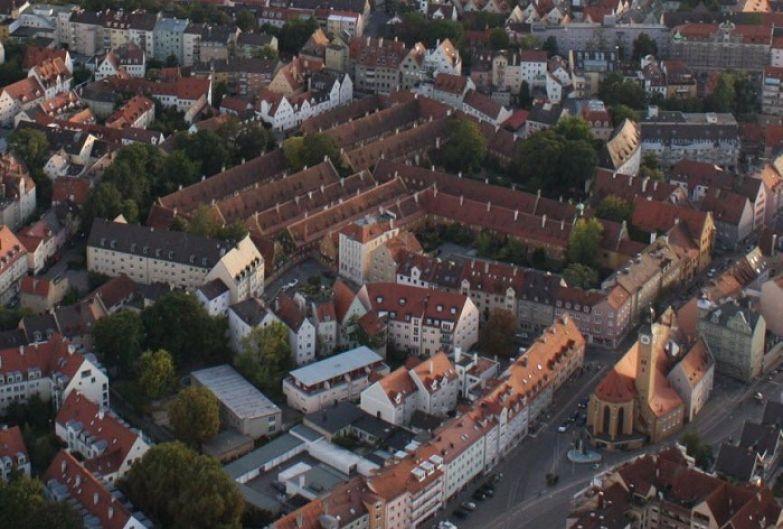 Город в городе - Фуггерай