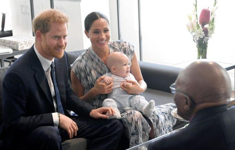 Гарри поддерживал Меган во время родов