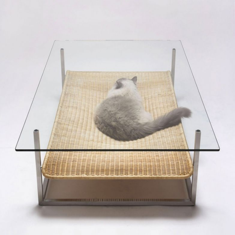 Кошачий интерьер 16