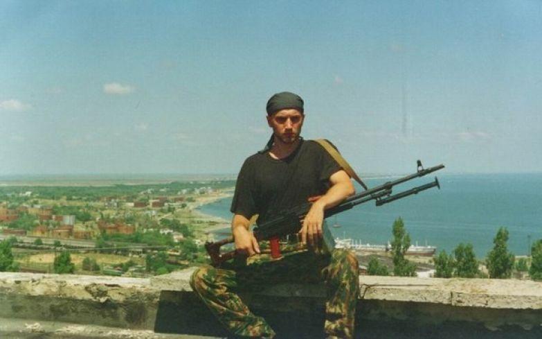 Захар Прилепин в Дагестане, 1999 год. история, события, фото