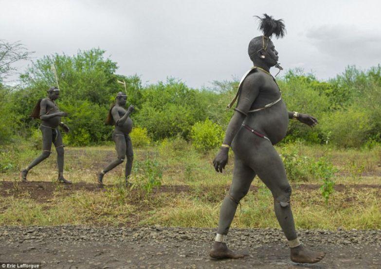 Самые завидные женихи племени боди.