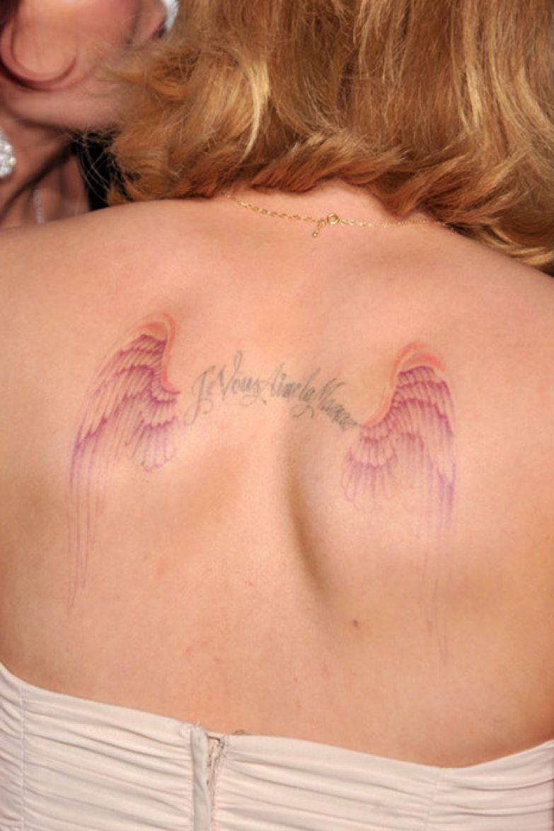 странные татуировки знаменитостей фото