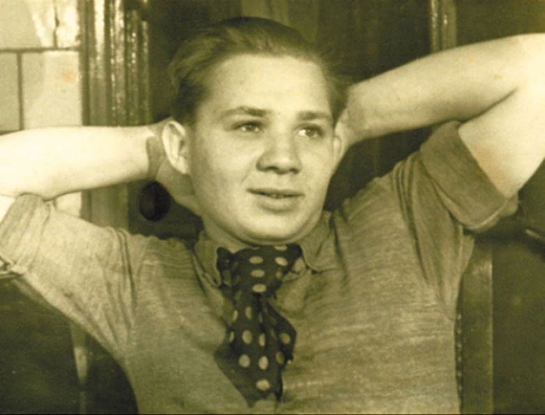 Евгений Леонов в молодости. / Фото: www.star-magazine.ru