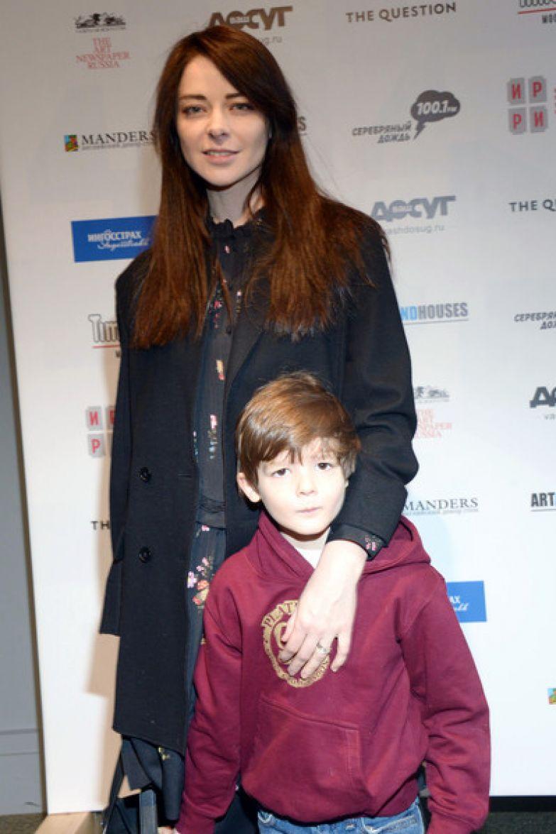 В 2012-м у пары родился сын Андрей