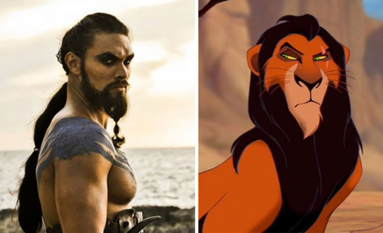 Эти люди как две капли воды похожи на героев популярных мультфильмов! герои мультиков, мультфильмы, похоже да не то же, прототипы