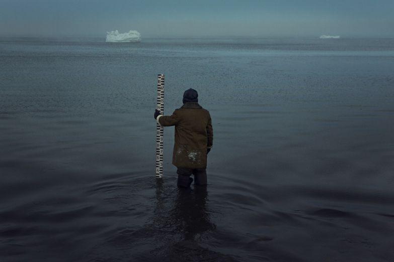 Самый одинокий человек на Земле жизнь, одиночество, профессия, северный полюс, человек