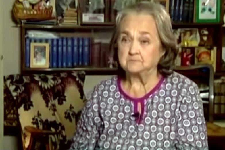 Много лет за артисткой ухаживала домработница Анна Кукина