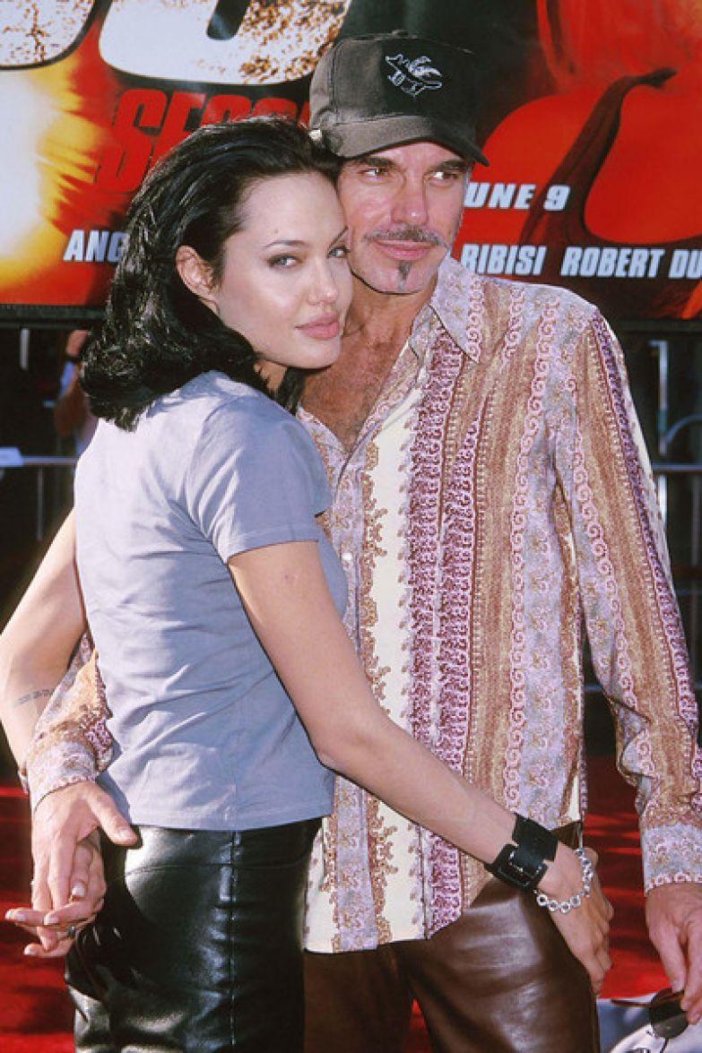 Пару Джоли с Билли Бобом Торнтоном считали идеальной