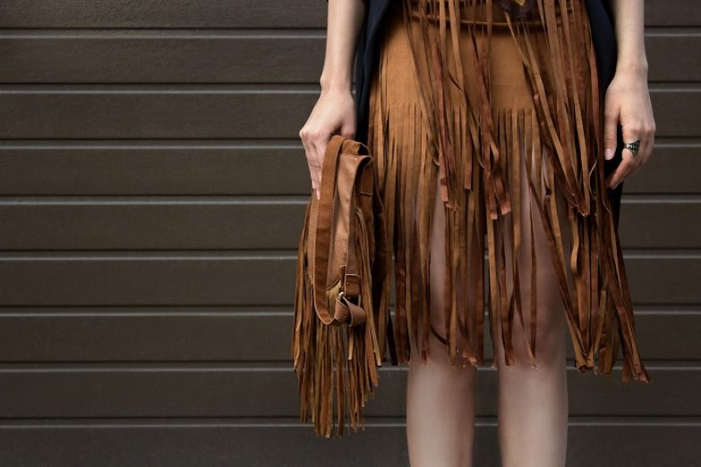 мода на бахрому