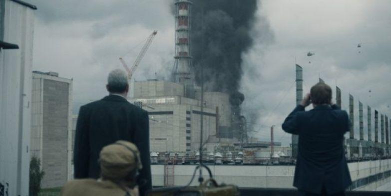 Сериал «Чернобыль»: