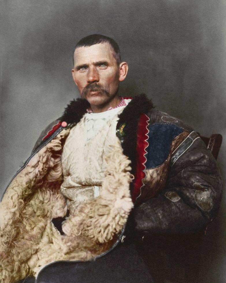 Румынский пастух, 1906 история, костюмы, сша, эмиграция