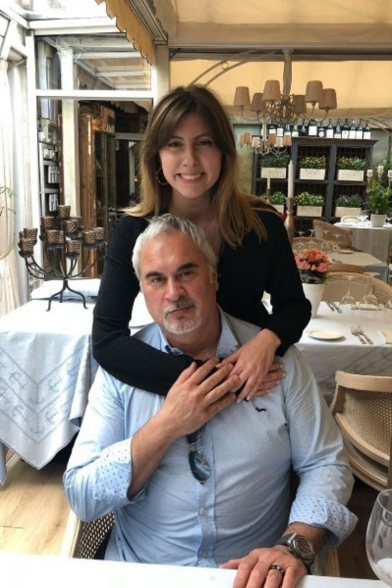 Вторую дочь Валерия Меладзе Софью считают копией отца