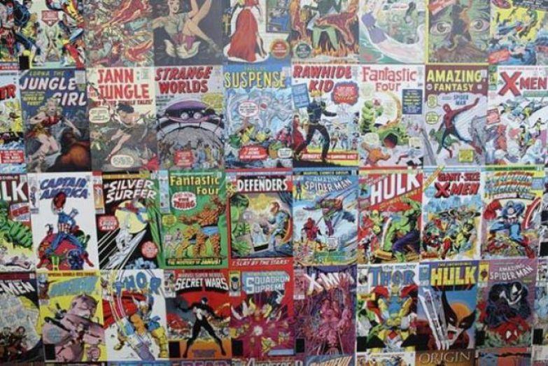 Коллекция комиксов