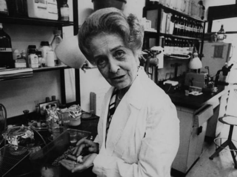 Женщина, удостоенная Нобелевской премии в области медицины | Фото: polymus.ru