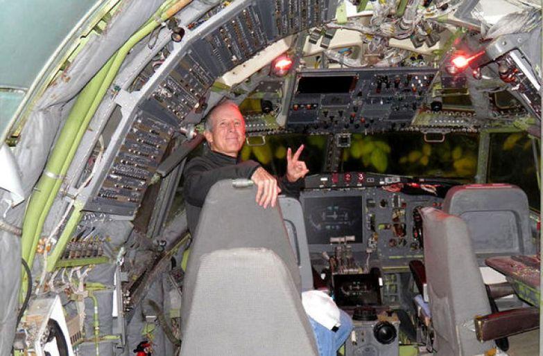 Американец рассказал о жизни в Boeing, который он поставил в лес и превратил в дом длиннопост, история, необычное, Америка, самолет