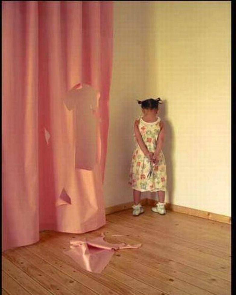 Чем тише, тем страшней туда входить дети, родители, фото