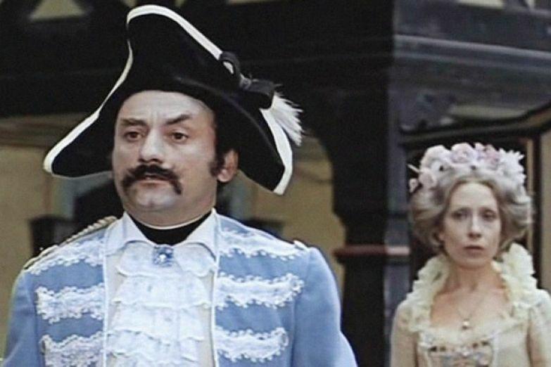Марк Захаров часто звал Семена Фараду в свои фильмы