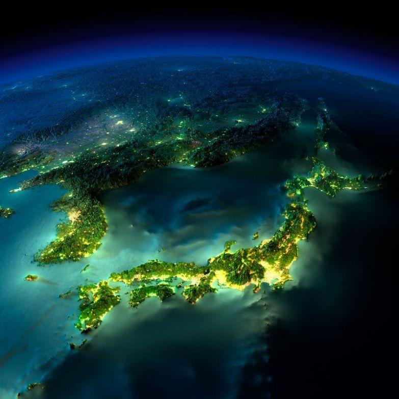 земля, фото