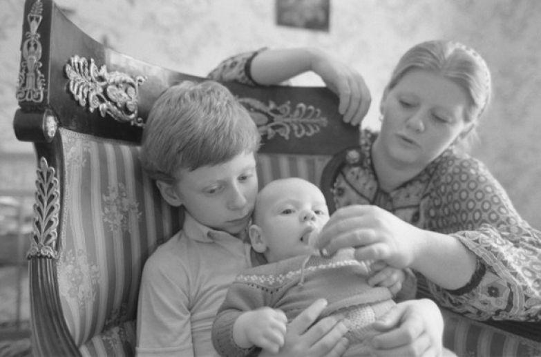 Ирина Муравьева дети
