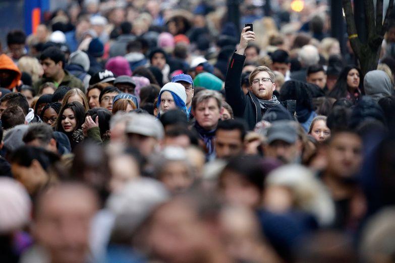 7. В центре толпы опаснее всего памятка, поведение в толпе, полезное
