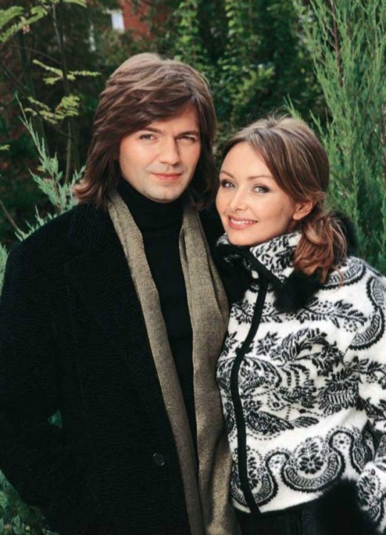 Дмитрий и Елена. / Фото: www.woman.ru