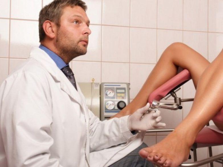 Девочка и гинеколог секс