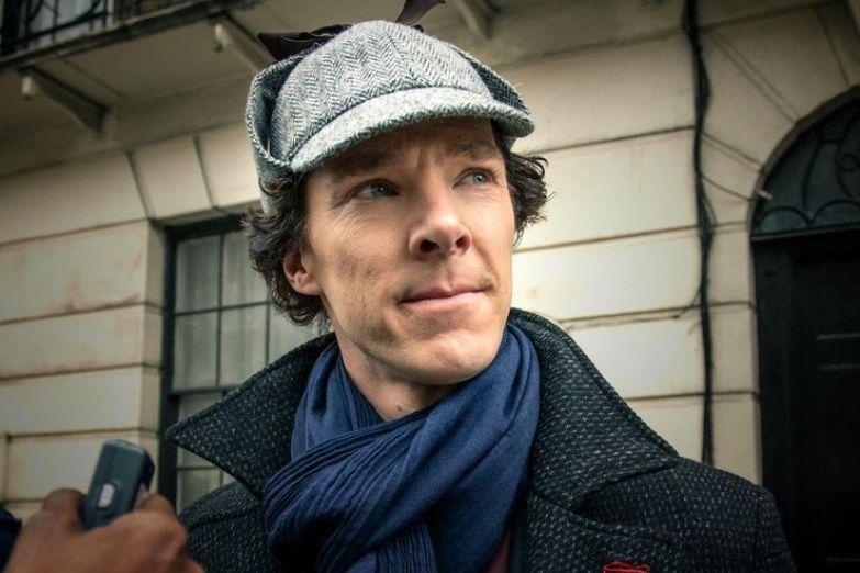 Бенедикт стал для фанатов эталонным Шерлоком Холмсом