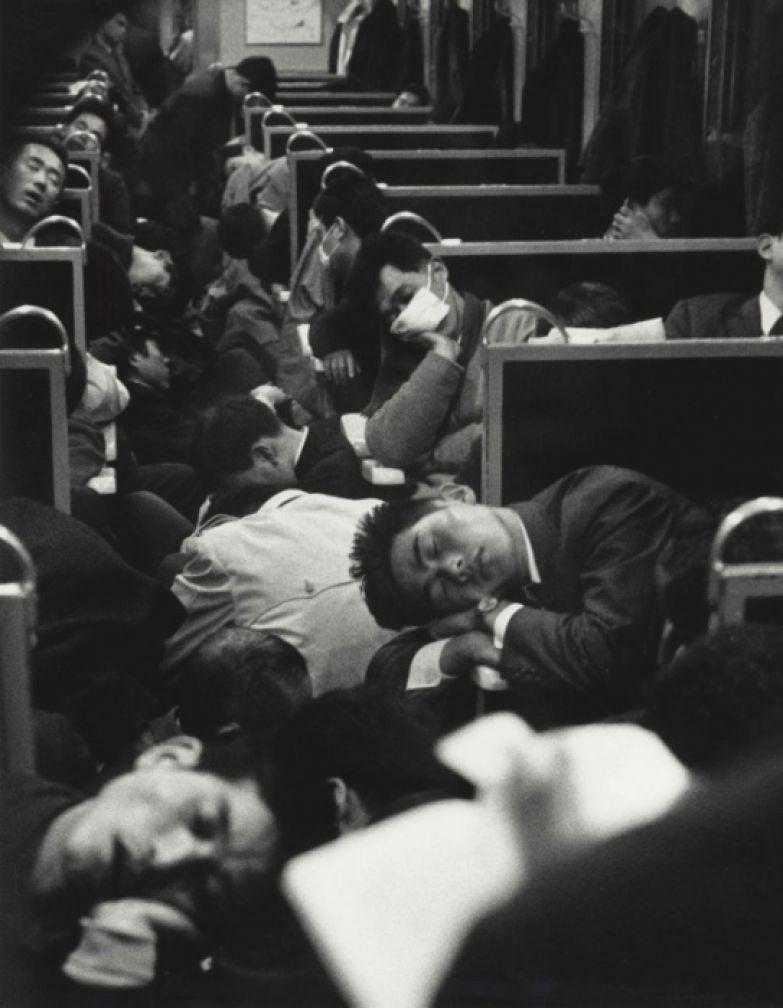 Понедельник — день тяжелый. Япония, 1964 год.