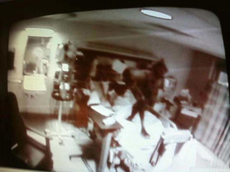 11. Демон на больничной койке привидение, страх, фотография