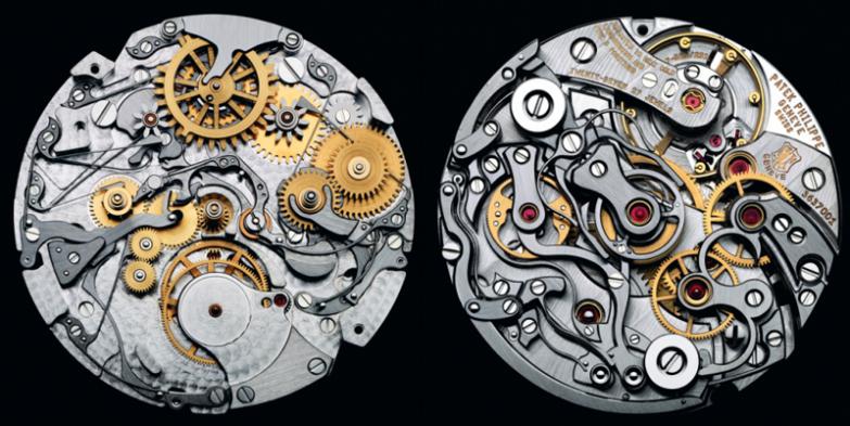 17. Так выглядят внутренности часов от Patek Philippe, производителя лучших часов в мире: интересные фото, удивительное рядом, факты