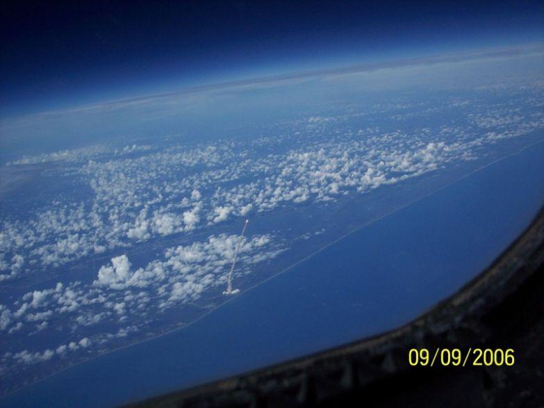 23. Запуск космического корабля, вид с МКС: интересные фото, удивительное рядом, факты
