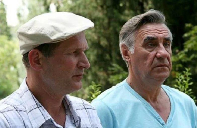 Добронравов и Васильев снова работают над сериалом вместе