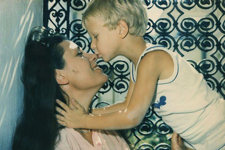 В 31 год Валентина Толкунова стала мамой