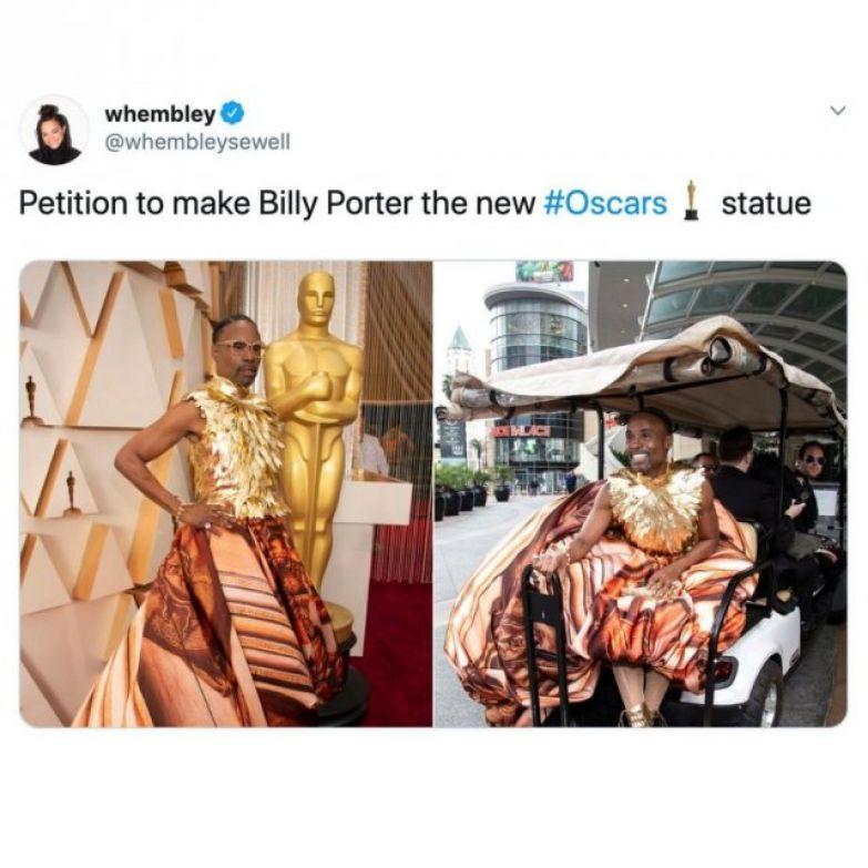 Забавные мемы на 'Оскар 2020', которые сделают твой день - фото 467147