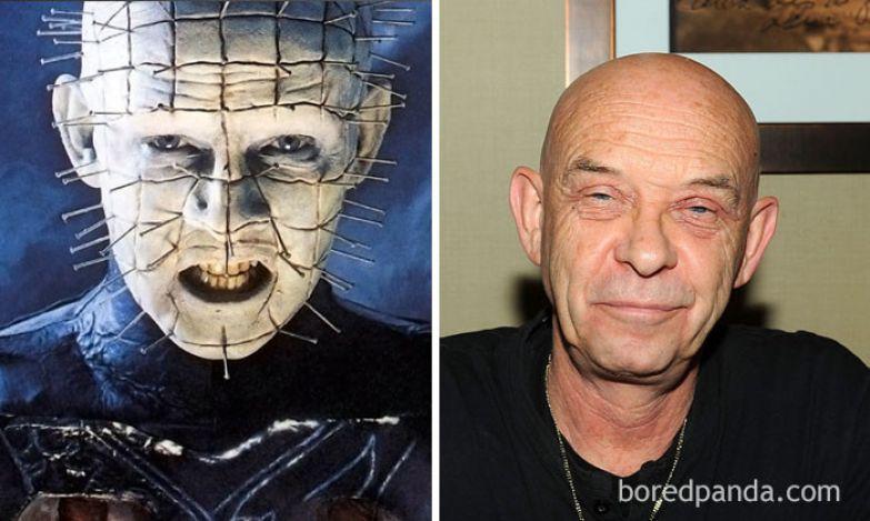 Пинхед - Даг Брэдли (Восставший из ада, 1987) актеры, монстры, ужастики