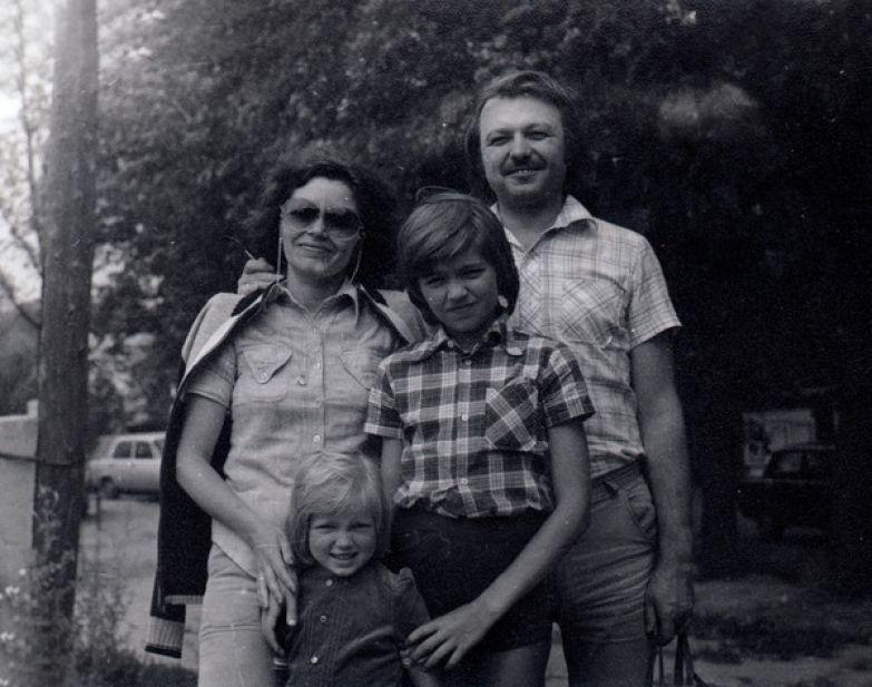 Дмитрий Маликов рос в известной творческой семье