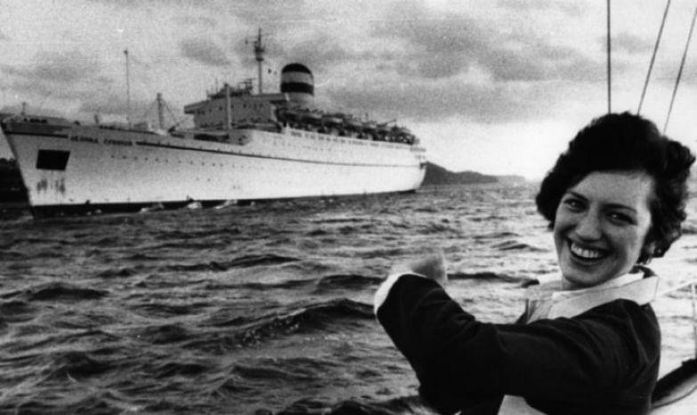 Беглянка, о которой писали в 1980-х во всех зарубежных газетах и молчали в СССР | Фото: dailytelegraph.com.au