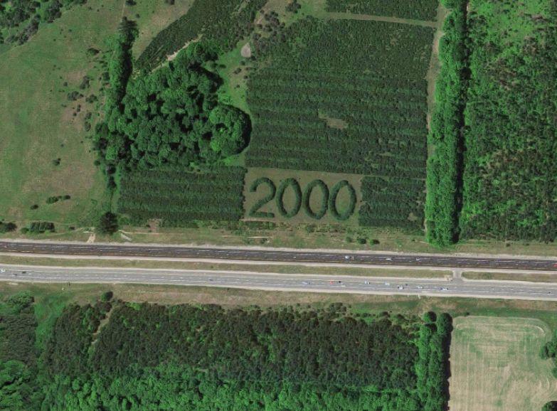 20+ неповторимых объектов, которые можно увидеть на Google Maps