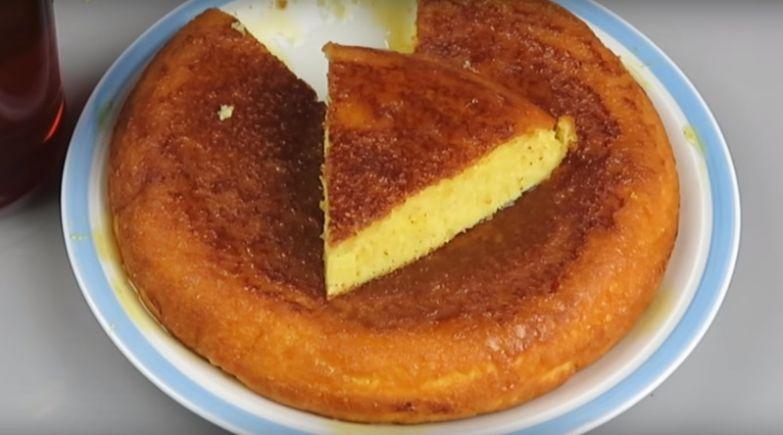 пирог на сковороде вкусный