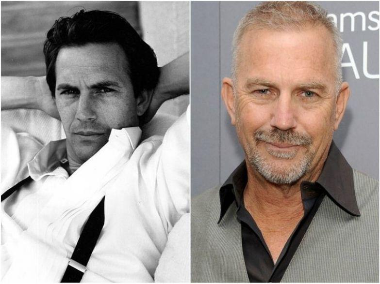 Кевин Костнер, 61 год актеры, возраст, звезды, секс-символы, тогда и сейчас