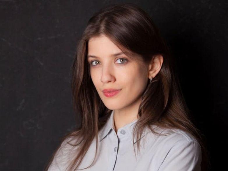 Актриса театра и кино Анна Чиповская   Фото: kino-teatr.ru