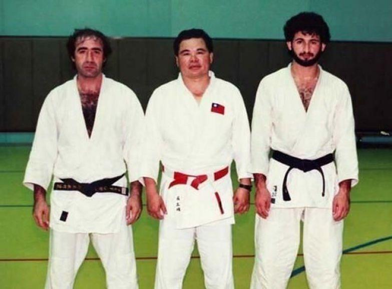 Молодой Усама бен Ладен на тренировке по дзюдо история, события, фото