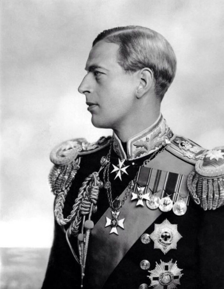 Георг, герцог Кентский. / Фото: www.pinimg.com
